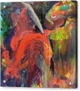 Cantina Serenade Acrylic Print