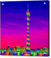 Canton Tower  Acrylic Print