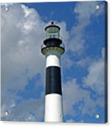 Canveral Light Florida Acrylic Print