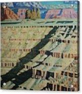 On The Banks Of The San Juan Acrylic Print