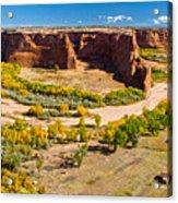 Canyon De Chelly Arizona Acrylic Print