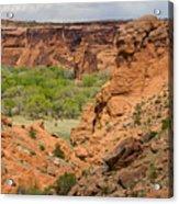 Canyon De Chelly Acrylic Print