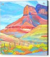 Canyon Dreams 21 Acrylic Print