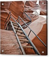 Canyon Exit Acrylic Print