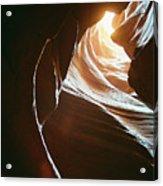 Canyon Flares Acrylic Print