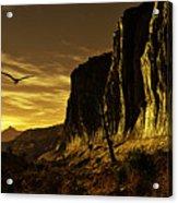 Canyon Hunt Acrylic Print