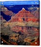 Canyon Layers Acrylic Print