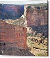 Canyon Passage Acrylic Print