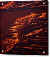 Canyonland From 36k Acrylic Print