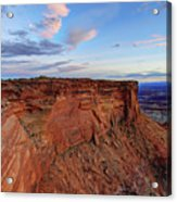 Canyonlands Delight Acrylic Print