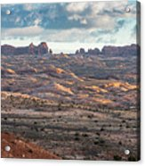 Arches National Park - Morning Acrylic Print