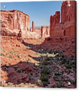 Arches National Park, Moab, Utah Acrylic Print