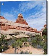 Canyonlands Spring Landscape Acrylic Print