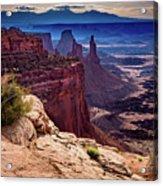 Canyonlands Vista  Acrylic Print