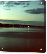Cape Ann Sunset Acrylic Print