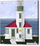 Cape Arago Oregon Acrylic Print