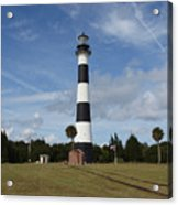 Cape Canaveral Florida Light Acrylic Print