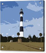 Cape Canaveral Light Acrylic Print