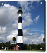 Cape Canaveral Light Florida Acrylic Print