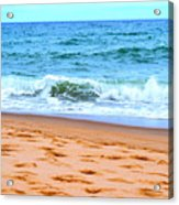 Cape Cod Beach Day Acrylic Print