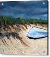 Cape Cod Boat Acrylic Print
