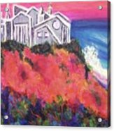 Cape Cod Castle Acrylic Print