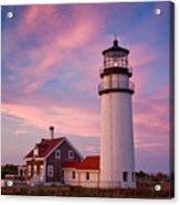 Cape Cod Light Acrylic Print