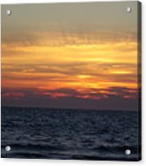 Cape Cod Sunset Acrylic Print