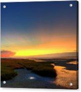 Cape Cod Sunset Acrylic Print