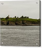 Cape Flattery Lighthouse Acrylic Print