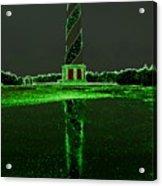 Cape Hatteras Lighthouse Green 6 21216 Acrylic Print