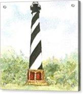Cape Hatteras Lighthouse Acrylic Print