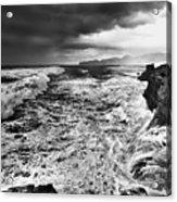 Cape Kiwanda Storm Acrylic Print