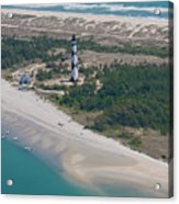 Cape Lookout 6 Acrylic Print