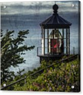 Cape Meares Lighthouse Acrylic Print