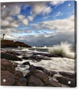 Cape Neddick Maine Acrylic Print