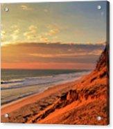 Cape Sunrise Sands Acrylic Print