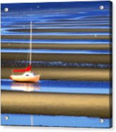 Cape Tidal Flats Acrylic Print