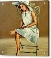 Capelina Acrylic Print