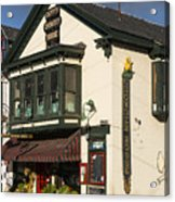 Capppy's Chowder House Acrylic Print