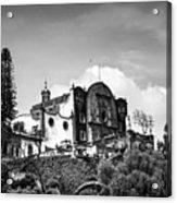 Capilla Del Cerrito - Basilica De Guadalupe - Mexico City I Acrylic Print