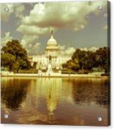 Capital Building Acrylic Print