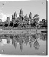 Capital Temple Acrylic Print