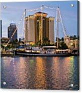 Capitan Miranda In Tampa Acrylic Print