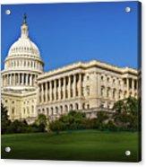 Capitol Building Acrylic Print