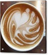 Cappuccino 2 Acrylic Print