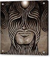 Capricornus Acrylic Print