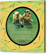 Captain And Tennille Greatest Hits Lp Label Acrylic Print