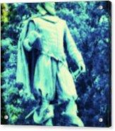 Captain John Smith - Jamestown Virginia Acrylic Print