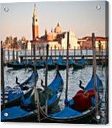 Capturing Venice  Acrylic Print